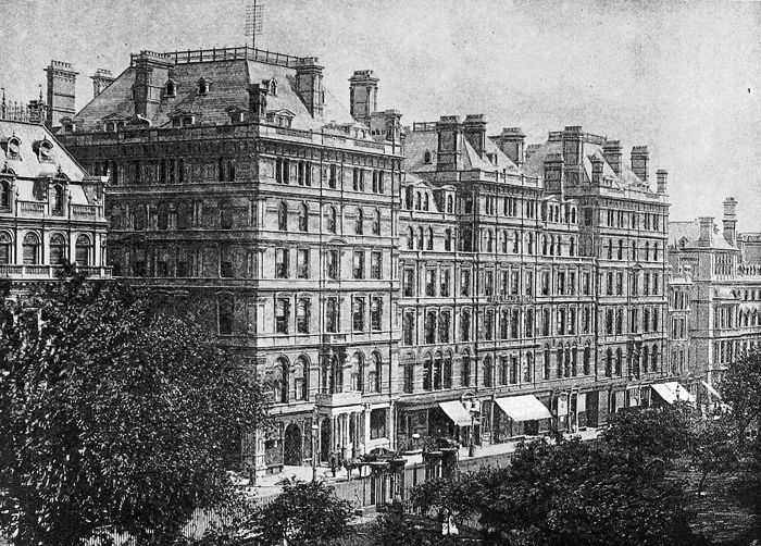 The Grand Hotel in 1894 - By The British Library