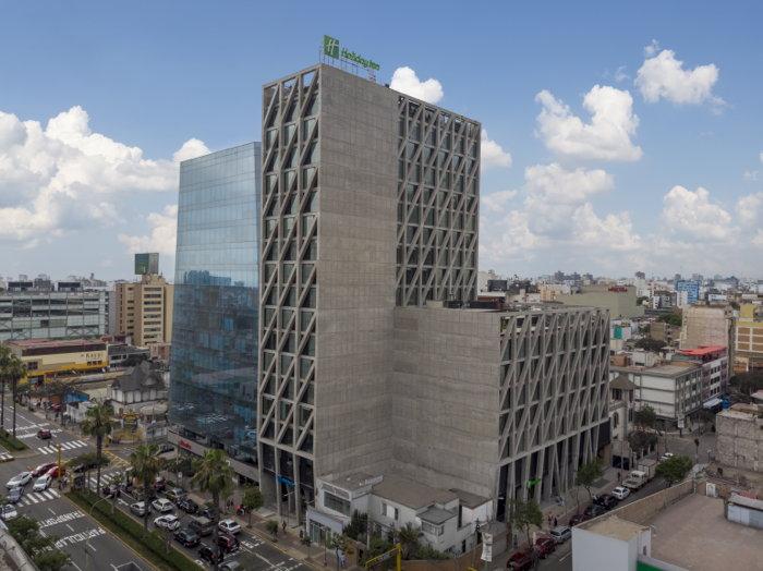 Holiday Inn Lima Miraflores - Exterior