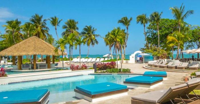 Fairmont El San Juan Hotel - Pool