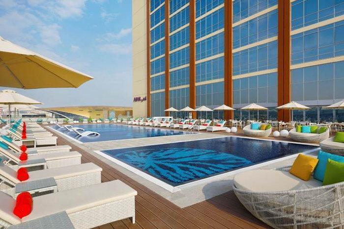 Avani Ibn Battuta Dubai Hotel - Pool