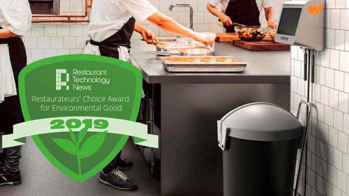 Restaurateurs' Choice Award for Environmental Good - Badge