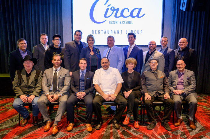Circa Resort & Casino in Las Vegas Reveals Restaurant Lineup, including Saginaw's Delicatessen, Barry's Downtown Prime, 8 East, Victory Burger & Wings Co. and Project BBQ