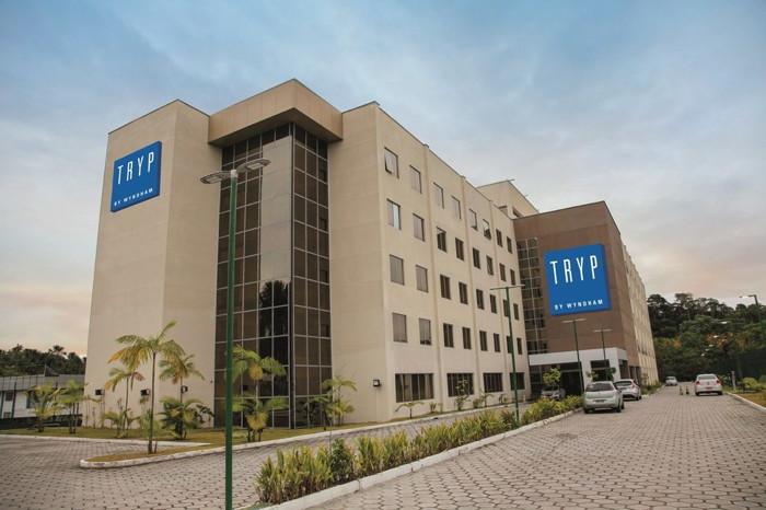 Tryp by Wyndham Manaus - Exterior