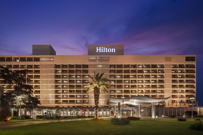 Hilton Hotel Istanbul, Turkey - Exterior