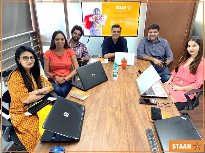 STAAH Webinar attendees