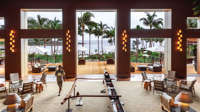 Four Seasons Resort Lanai - Lobby
