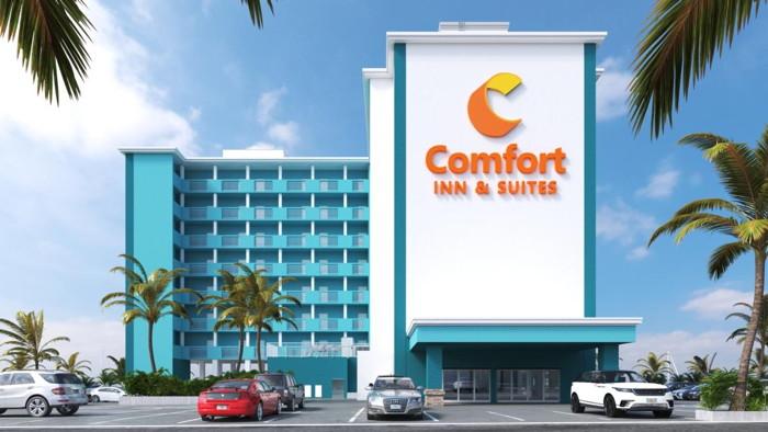 Comfort Inn & Suites Daytona Beach Oceanfront - Exterior