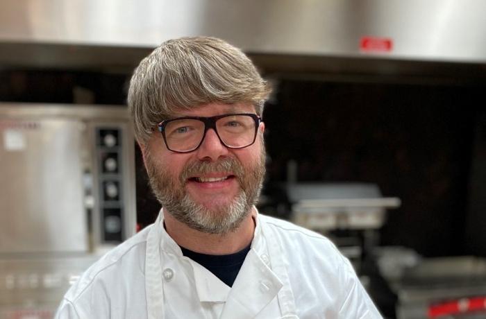 Chef Marshall Scarborough