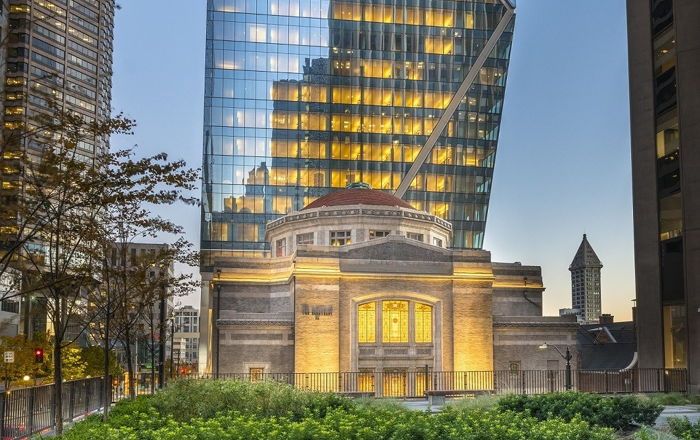 Lotte Hotel Seattle - Exterior