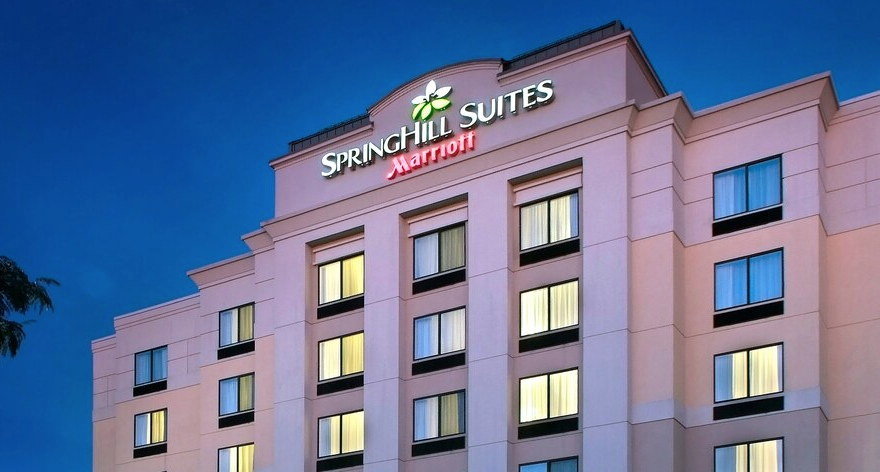 SpringHill Suites by Marriott Boston Peabody - Exterior