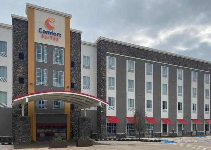 Comfort Suites in Cedar Park - Exterior