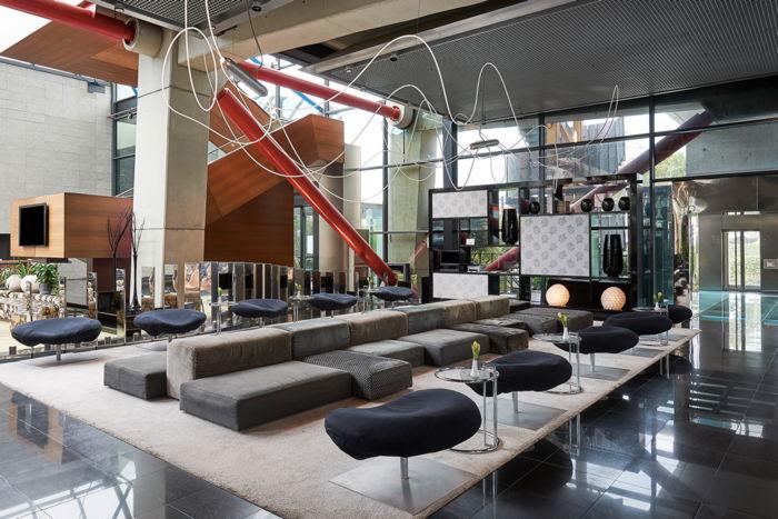 Hyatt Regency Barcelona Tower Hotel - Lobby