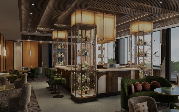 Nobu Hotel London Portman Square - Bar