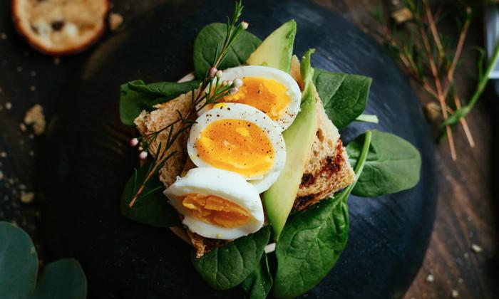 Avocado and Egg Toast - Unsplash