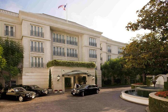 Peninsula Beverly Hills - Exterior