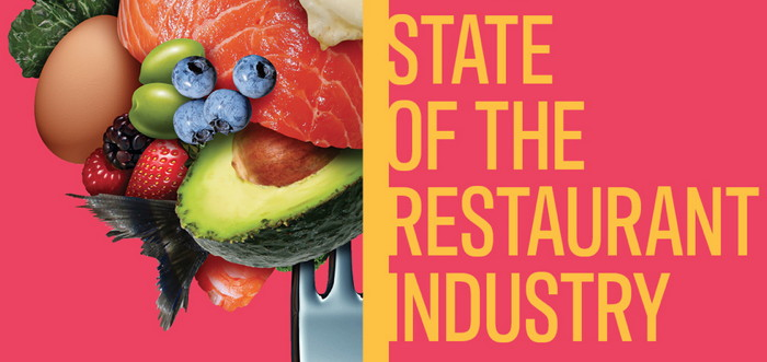 2020 State of the Restaurant Industry Report cover