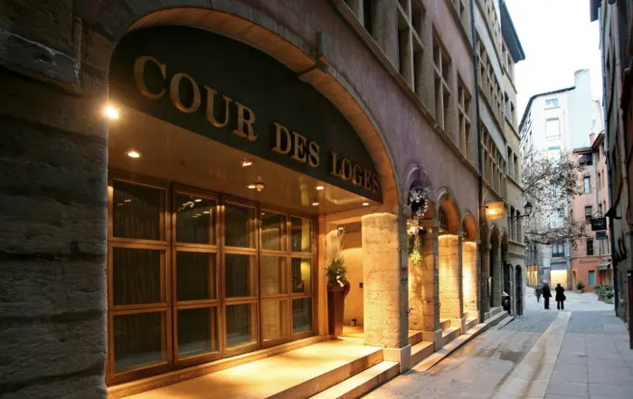 Cour Des Loges Hotel In Vieux Lyon Joins Radisson Collection Of Hotels
