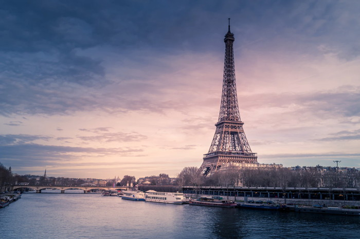 Eiffel Tower, Paris, France - Unsplash