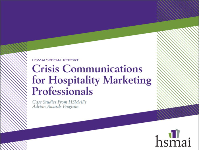 HSMAI Crisis Resource report cover