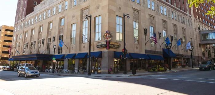 Hilton Milwaukee City Center Hotel - Exterior