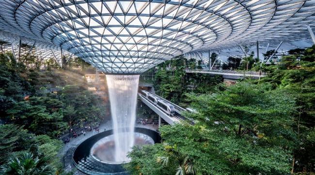 Unnamed atrium in Singapore
