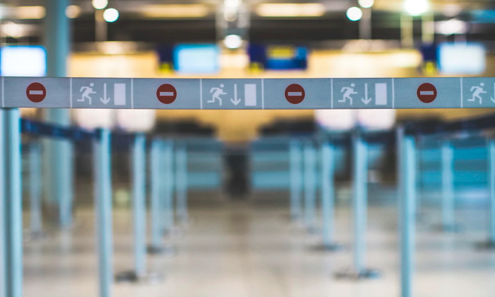 Deserted Airport - Unsplash