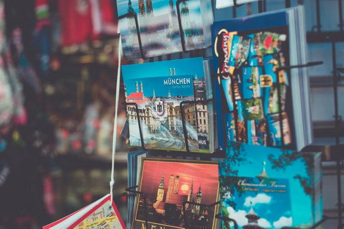Munich postcards - Unsplash