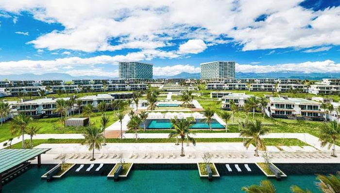 Alma Resort - Extérieur