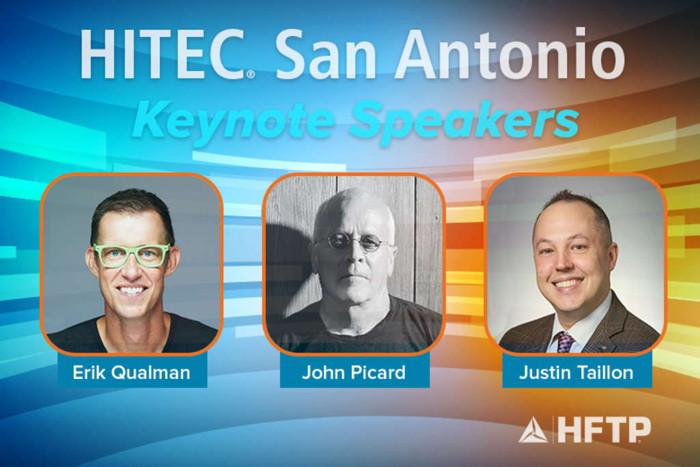 HITEC San Antonio - Speakers