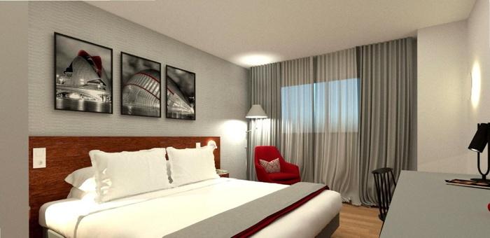 Ramada by Wyndham guestroom