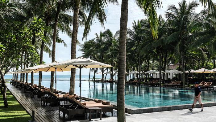 Four Seasons Resort The Nam Hai, Hoi An - Pool