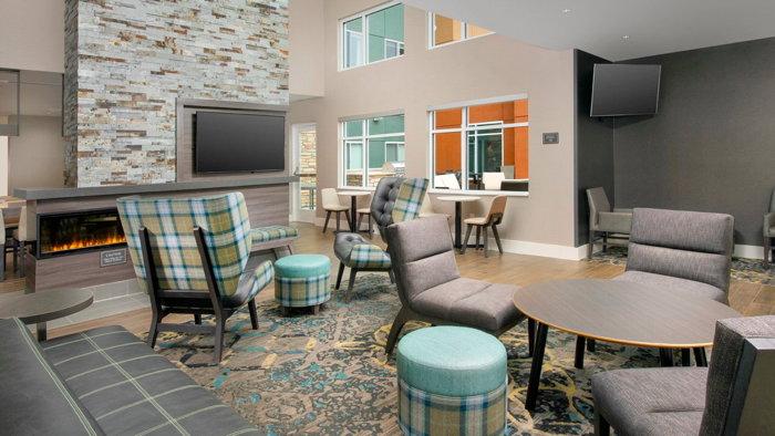 Residence Inn Detroit Farmington Hills - Lobby