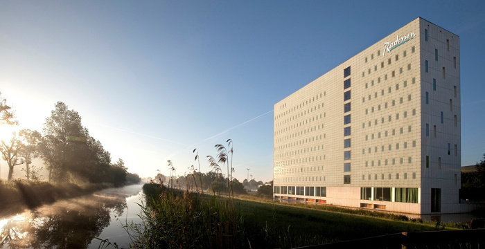 Radisson Hotel & Suites Amsterdam South - Exterior