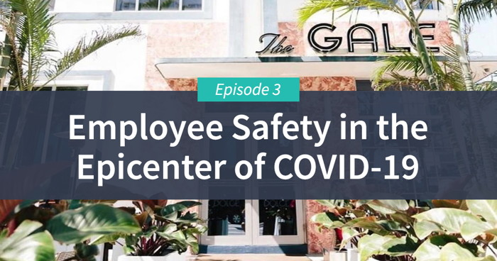 Employee Safety Webcast - Poster