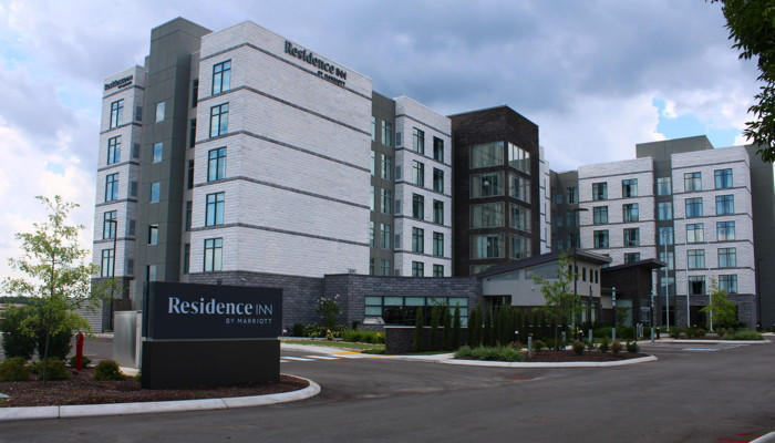 Residence Inn by Marriott in Mt. Juliet, Tennessee - Exterior