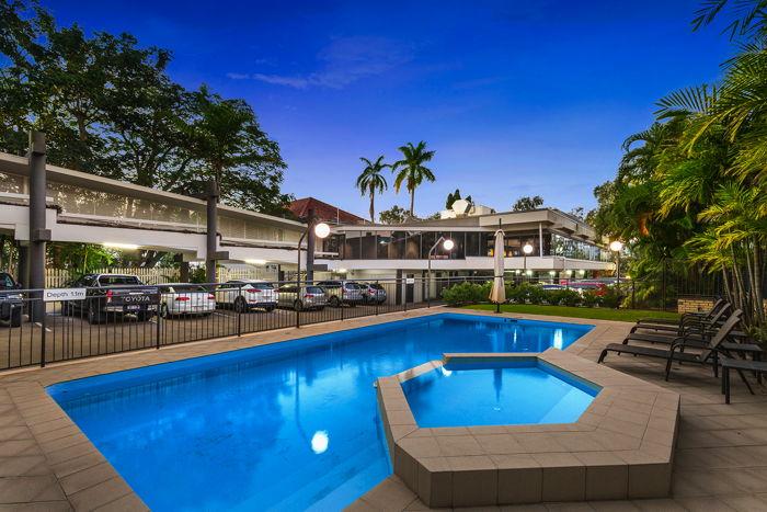 Mercure Rockhampton Hotel - Pool