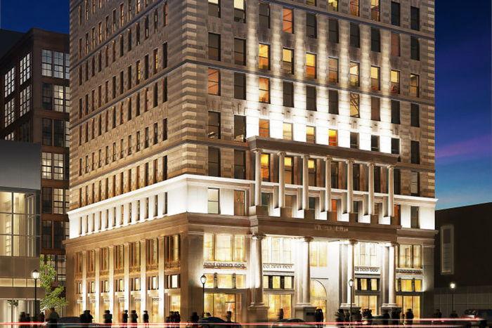 Canopy by Hilton Philadelphia | Center City Hotel - Exterior