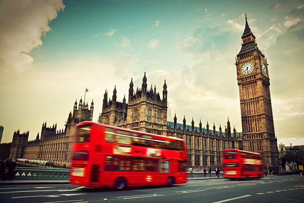 House of parliament in London - Source WTTC