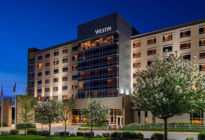 Westin Baltimore Washington Hotel ;- Exterio
