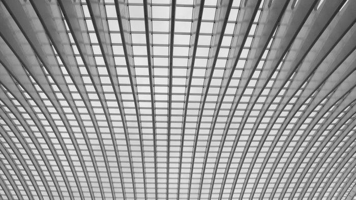 An airport roof - Source UNWTO