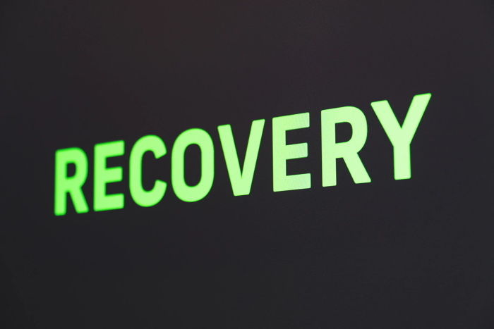 The word 'Recovery' - Unsplash