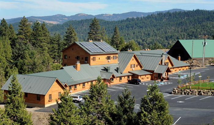 Callahan's Mountain Lodge, Ashland, Oregon