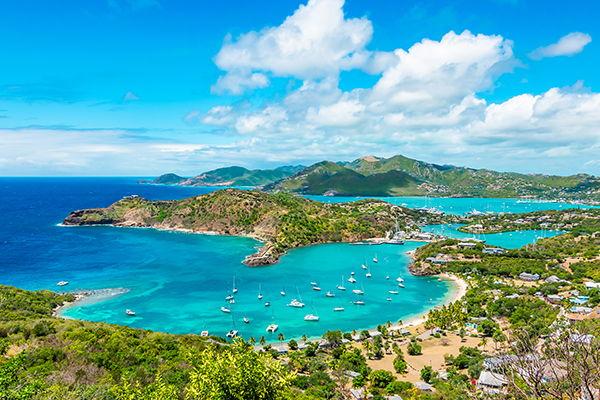 Caribbean island - Source WTTC