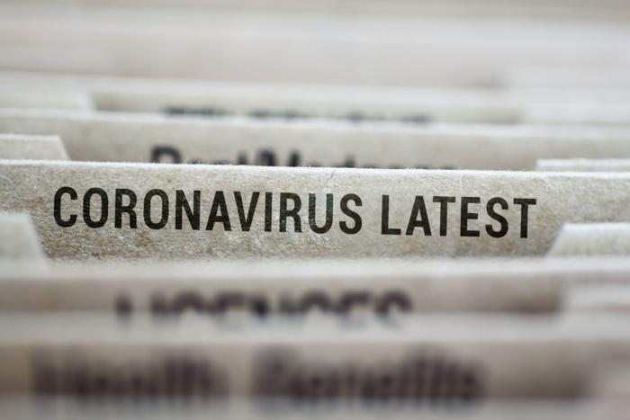 File tab - Coronavirus Latest - Source Fuel