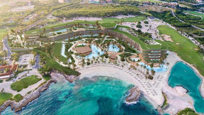 Rendering of the St. Regis Cap Cana Resort & Residences