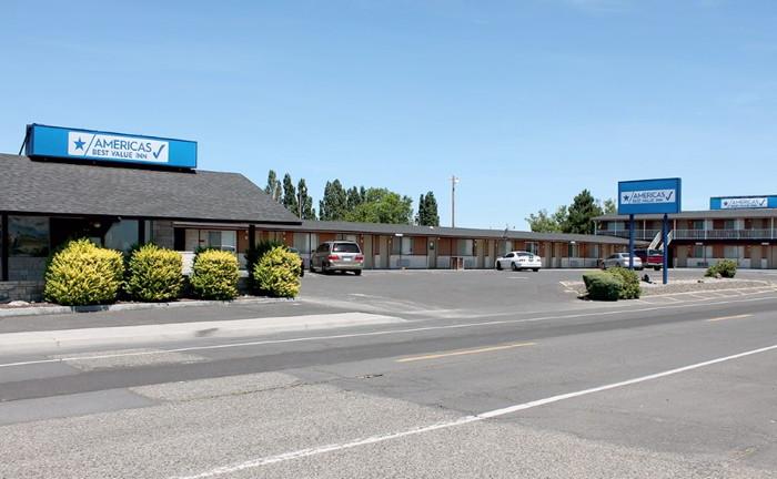 America's Best Value Inn, Boardman, Oregon - Exterior