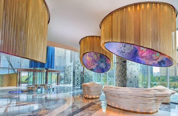 W Chengdu - Lobby
