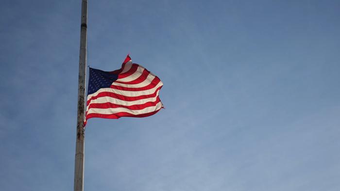 U.S. flag - Unsplash