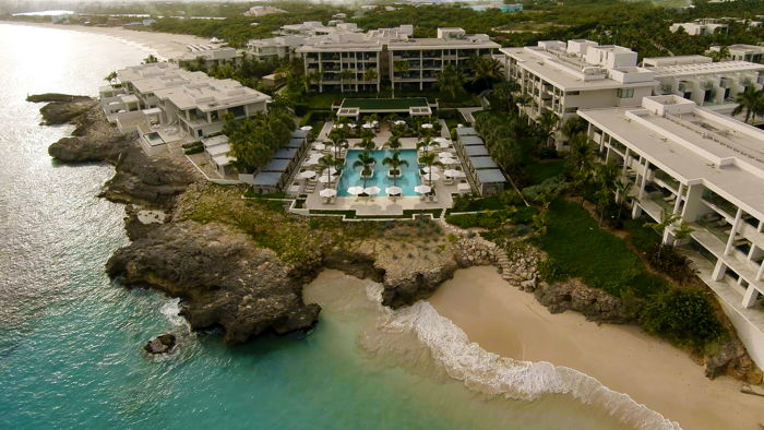 Four Seasons Resort and Residences Anguilla - Aerial view