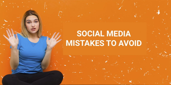 Graphic - social media mistakes to avoid - Source STAAH
